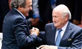 FIFA and UEFA were kept in dark about Platini's Blatter deal