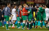 Ireland stun Germany 1-0 to throw Group D wide open