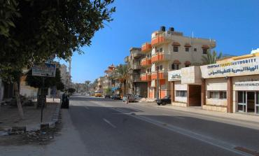 Militants kill 4 at election judges' hotel in Egypt's Sinai (Updated)