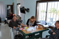 More blood being given at the Tatlisu blood donor day