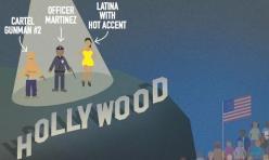 Latinos en medios de comunicacion
