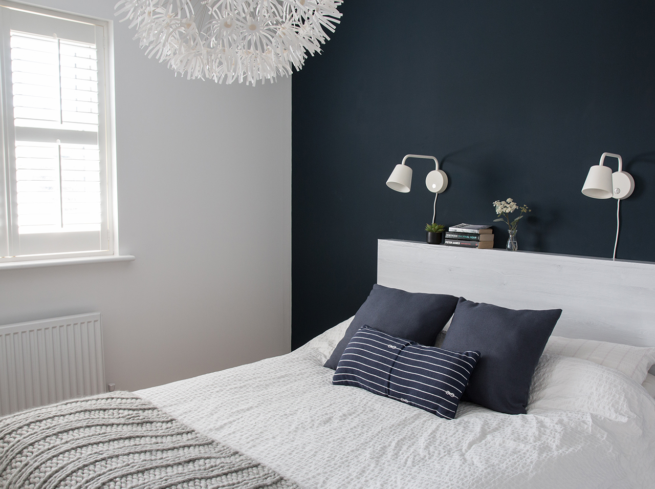 D C Home Sweet Dreams Give Your Bedroom A Scandinavian Style Makeover