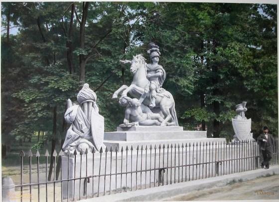 Pomnik Sobieskiego na Agrykoli