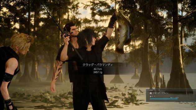 Final Fantasy 15\u0027 news Unique skills possessed by the different