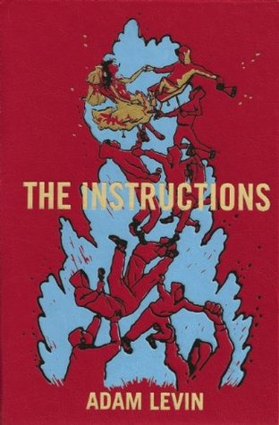 the instructions by adam levin