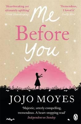 BOOK REVIEW: ME BEFORE YOU BY JOJO MOYES