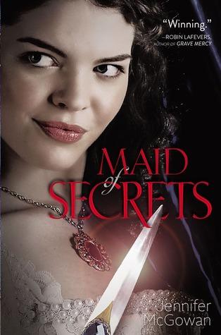 MAID OF SECRETS BLOG TOUR