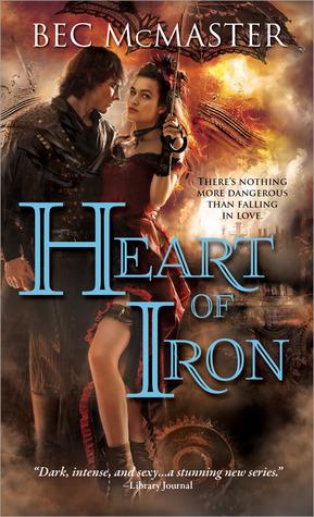 Heart of Iron (London Steampunk, #2)