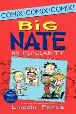 Big Nate: Mr. Popularity by Lincoln Peirce | Book Review