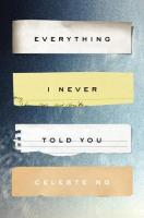 Read Everything I Never Told You