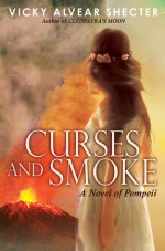 Curses And Smoke by Vicky Alvear Shecter | Book Review