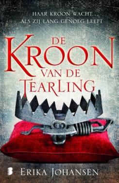 De kroon van de Tearling (The Queen of the Tearling #1) – Erika Johansen