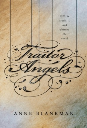 Review: Traitor Angels by Anne Blankman