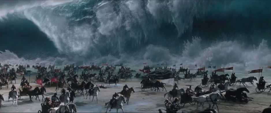 Fall Scripture Wallpaper Exodus Gods Of Kings Trailer 2 Brings A Plague Of Awesome