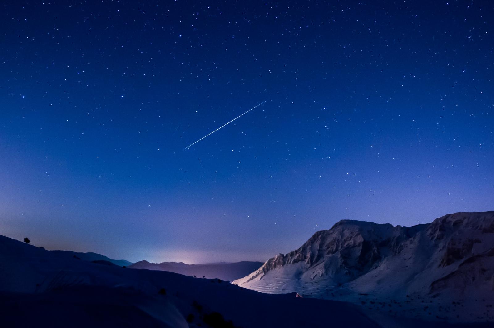 Falling Stars Live Wallpaper Ursid Meteor Shower Where To Watch Last Shooting Stars Of