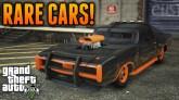 GTA 5 Rare Cars: Free customised Vapid Dominator and Sentinel XS spawn
