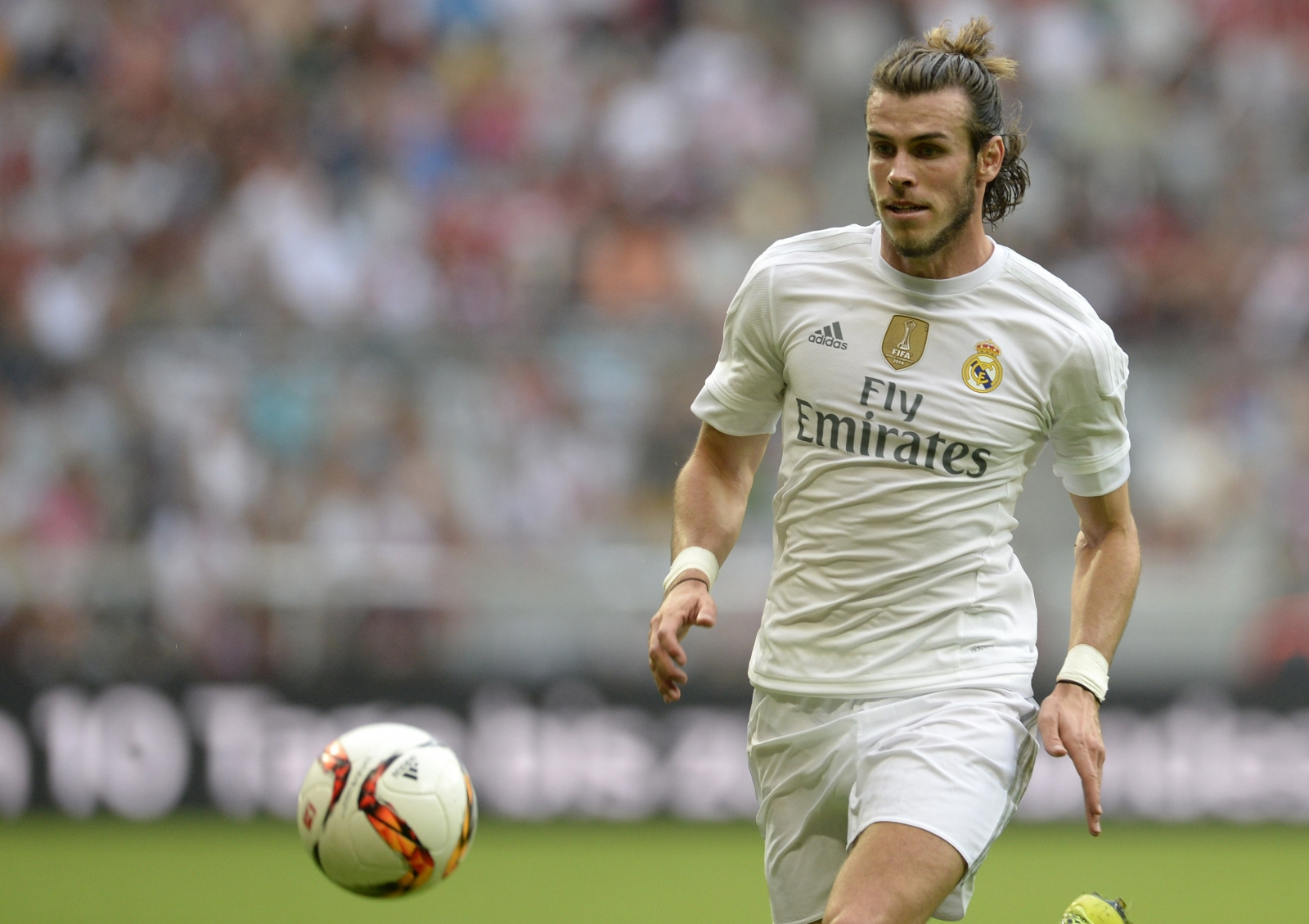 Wallpaper Manchester United Hd Gareth Bale In No Rush To Return To Premier League Amid