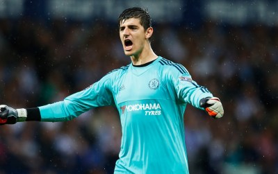 Chelsea goalkeeper Thibaut Courtois ramps up recovery from knee injury