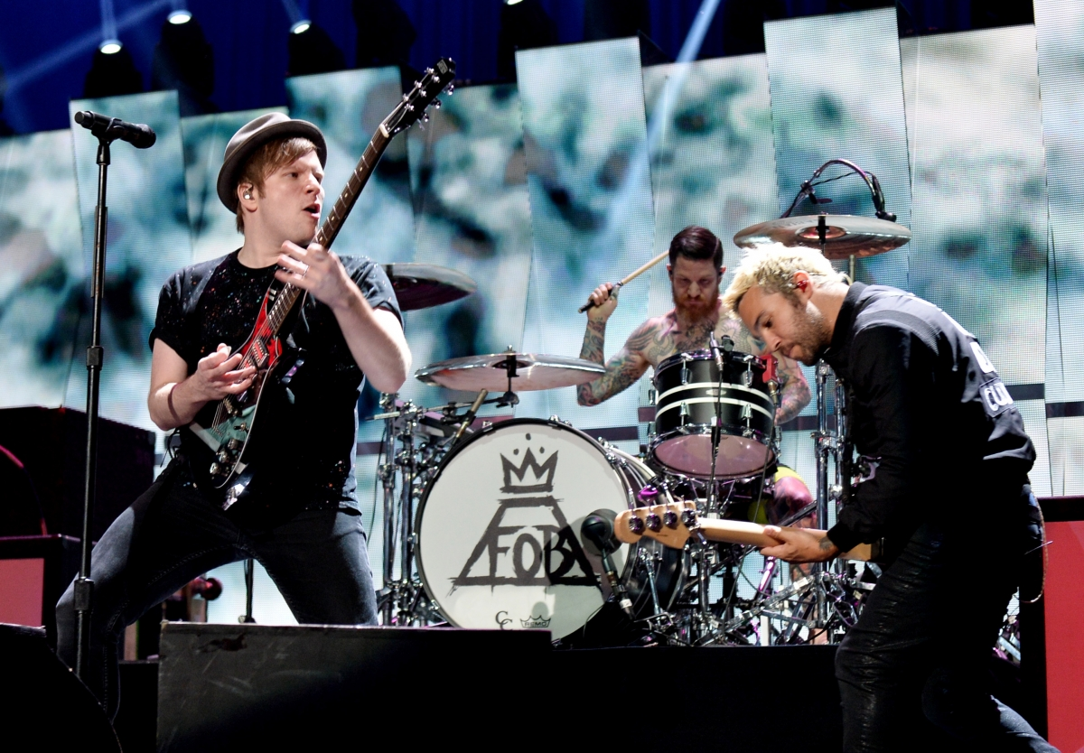 Fall Out Boy Patrick Stump Wallpaper Reading And Leeds 2016 Festival Line Up Fall Out Boy And