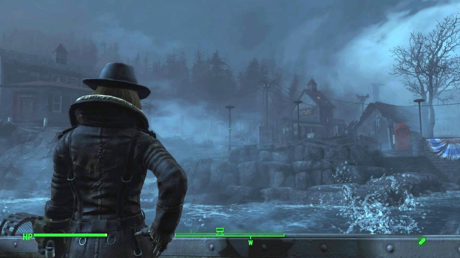 Hd Wallpapers Developer Fallout 4 Far Harbor Dlc Review Bethesda S Shallow
