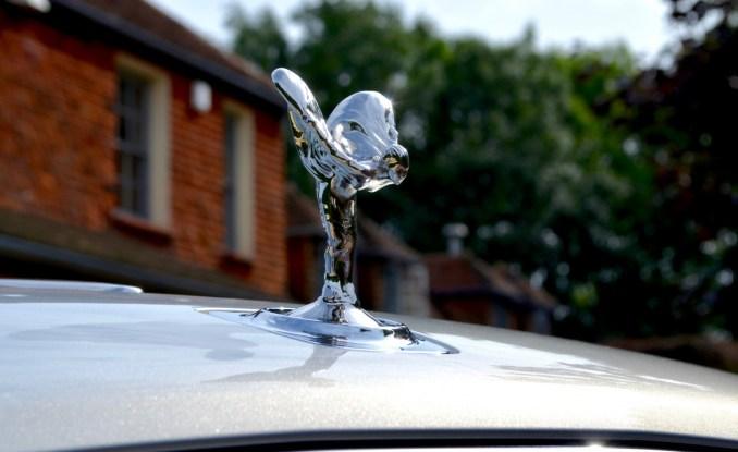 Rolls-Royce Dawn Spirit of Ecstasy