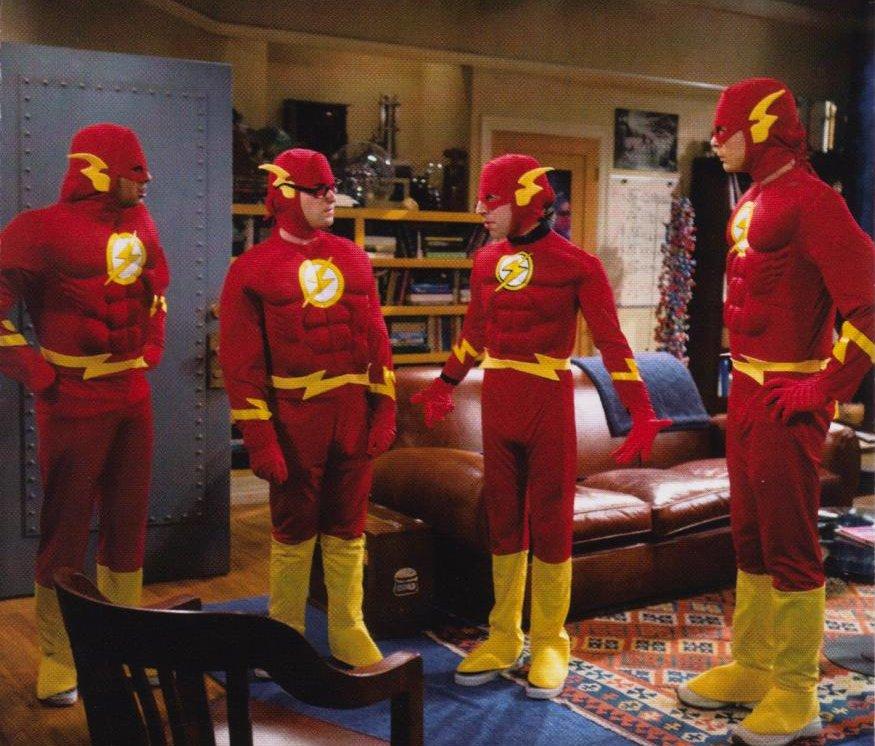 Sweet Girl Wallpaper The Flash In Big Bang Theory Season 10 Mayim Bialik