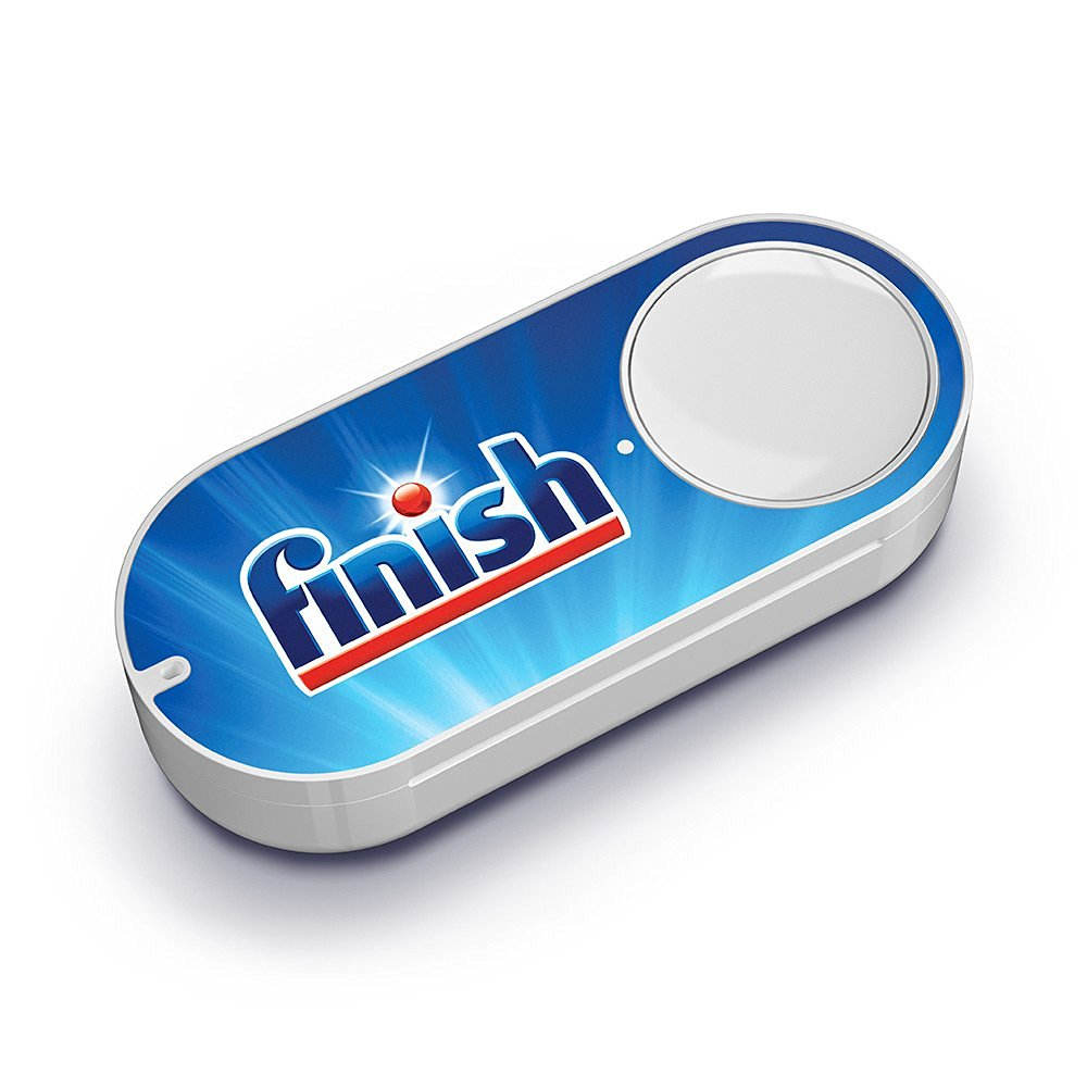 Brabantia Com Amazon Dash Button: One-click Ordering Device Launches In Uk