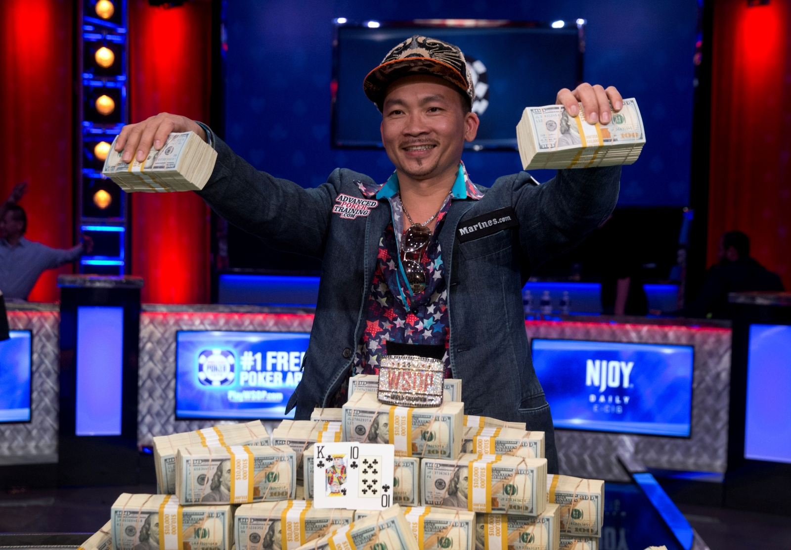 Nail Salon World Series Of Poker: Qui Nguyen Wins $8m Prize After