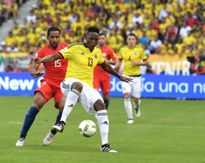 Barcelona 'agree Yerry Mina signing' but Colombian will ...