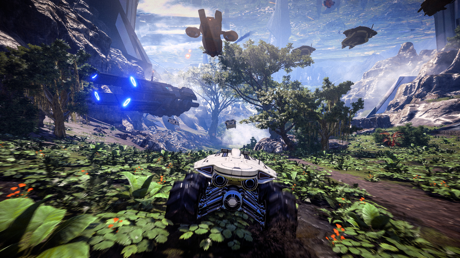 Mass Effectandromeda Mass Effect Andromeda Was Once A Giant Procedural Game Reveals