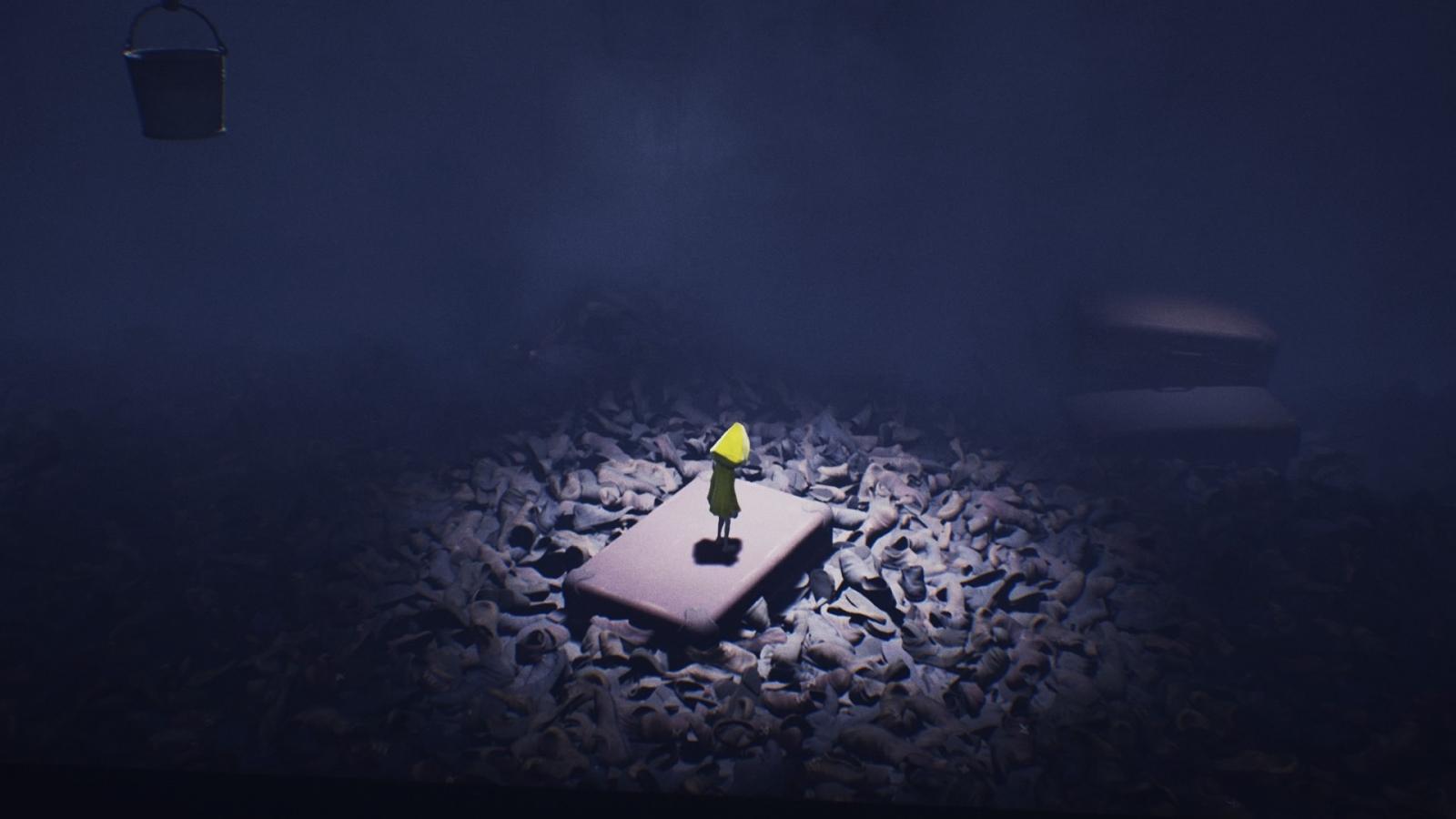 Scary Little Girl Wallpaper Little Nightmares Review Tarsier Studios Grimm Fairy
