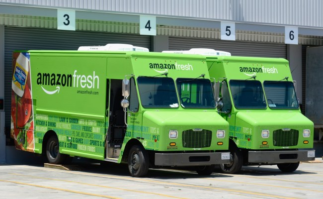 Amazon Set To Get Green Light From India For Its Grocery