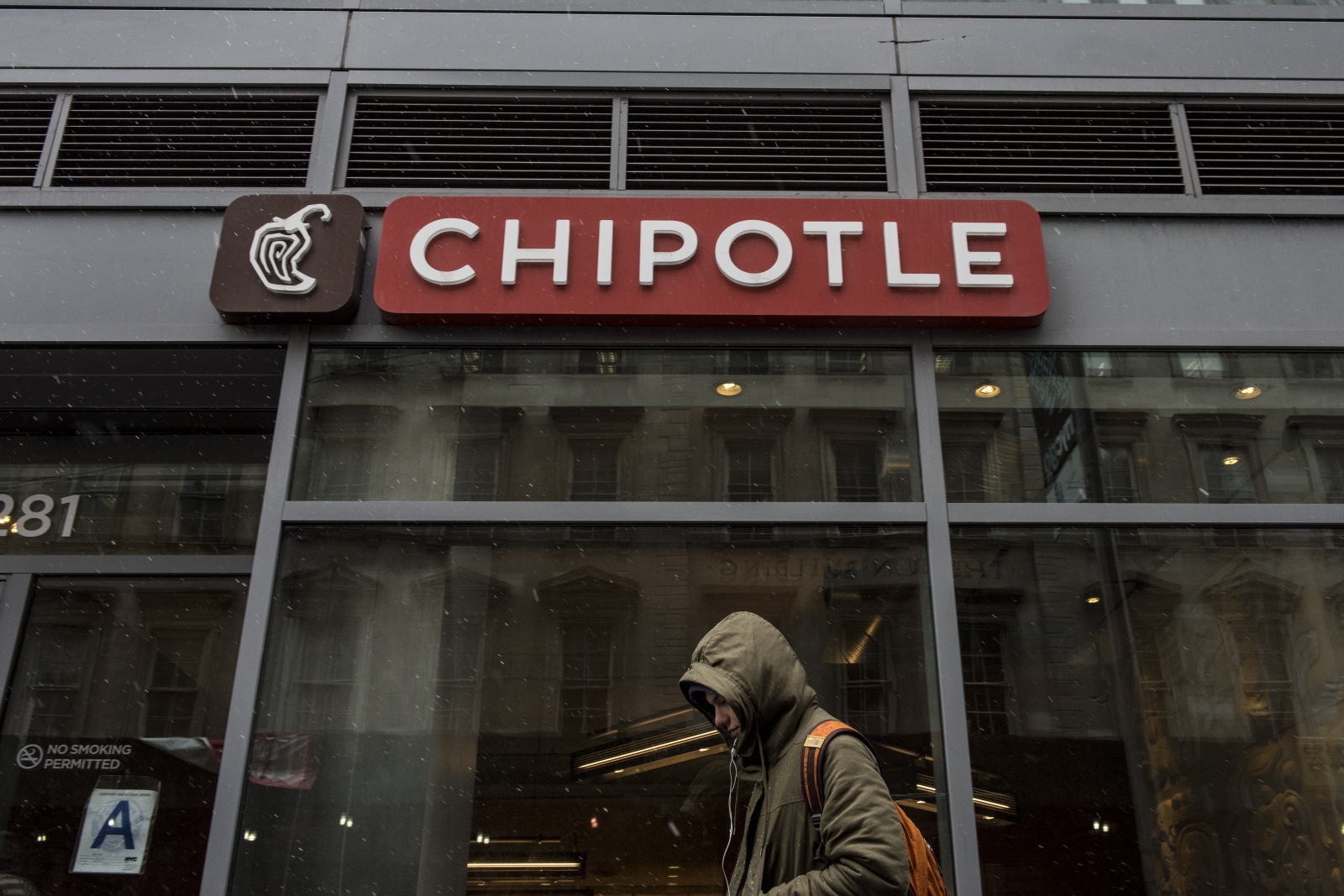 Chipotle Mexican Grill Problems For Chipotle Don't Seem To End As Diners Find