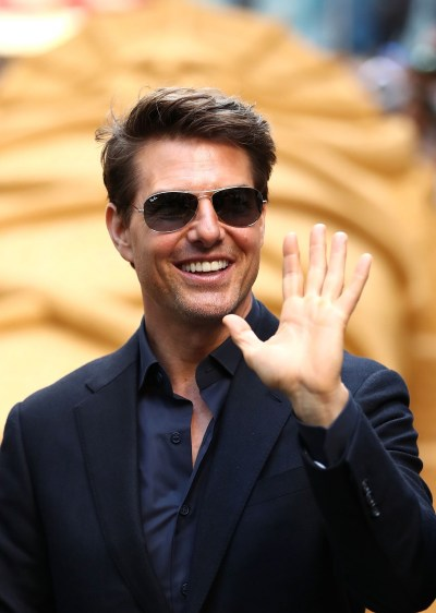 Tom Cruise's 'fake butt' photo goes viral driving Twitter crazy: 'It might be a Scientology thing'