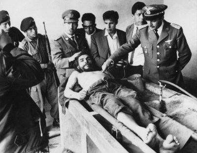 Bolivia will mark 50 years since Che Guevara's death – but its veterans who fought him are furious