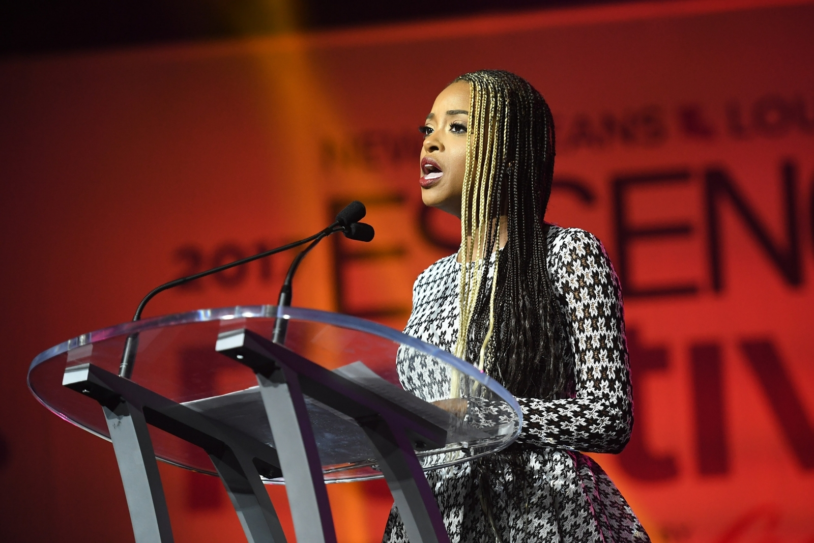 Travel Convention 2017 Founder Of Women 39;s March Tamika Mallory Says 39;white Male