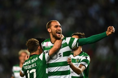 'He only thinks about Sporting': Bas Dost's agent dismisses speculation with Everton