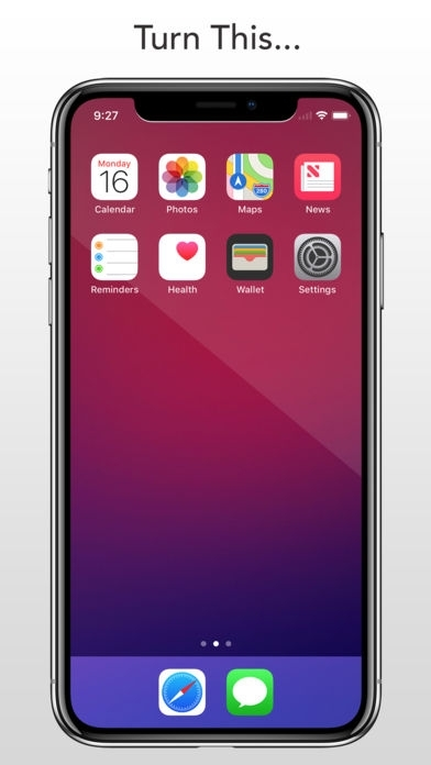 Does Black Wallpaper Save Battery Iphone X How To Get A Home Button And Ditch The Notch On The Iphone X