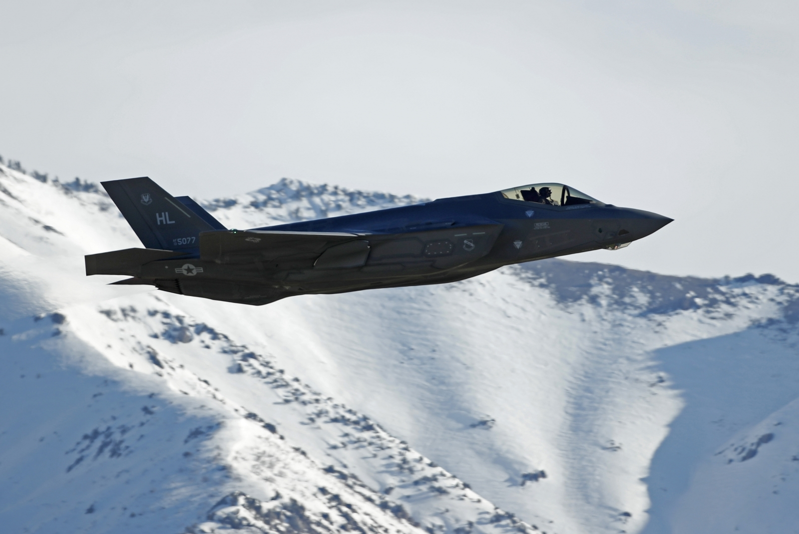 Handy Laden How The F-35 Joint Strike Fighter Can Be Used To Track And