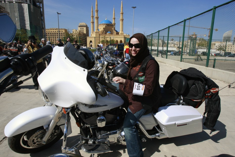 Sport Bike Girl Wallpapers Saudi Arabia Women Finally Allowed To Ride Bikes As