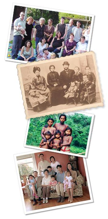 Free online family tree