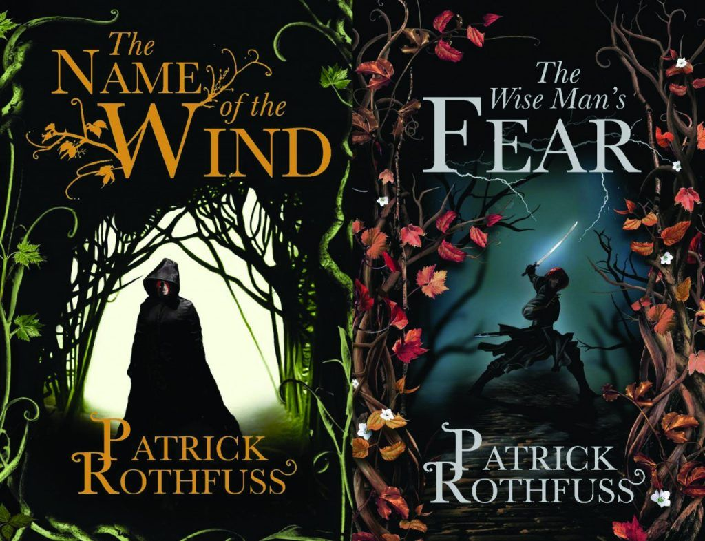 Nuevo Libro De Patrick Rothfuss The Kingkiller Chronicle Book 3 Movie And Tv Show Release