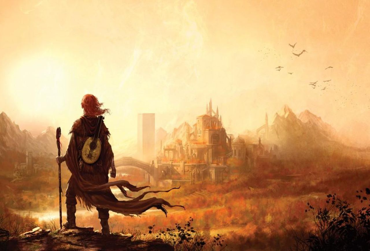 Nuevo Libro De Patrick Rothfuss Kingkiller Chronicle Book 3 Is Moving Forward But Not