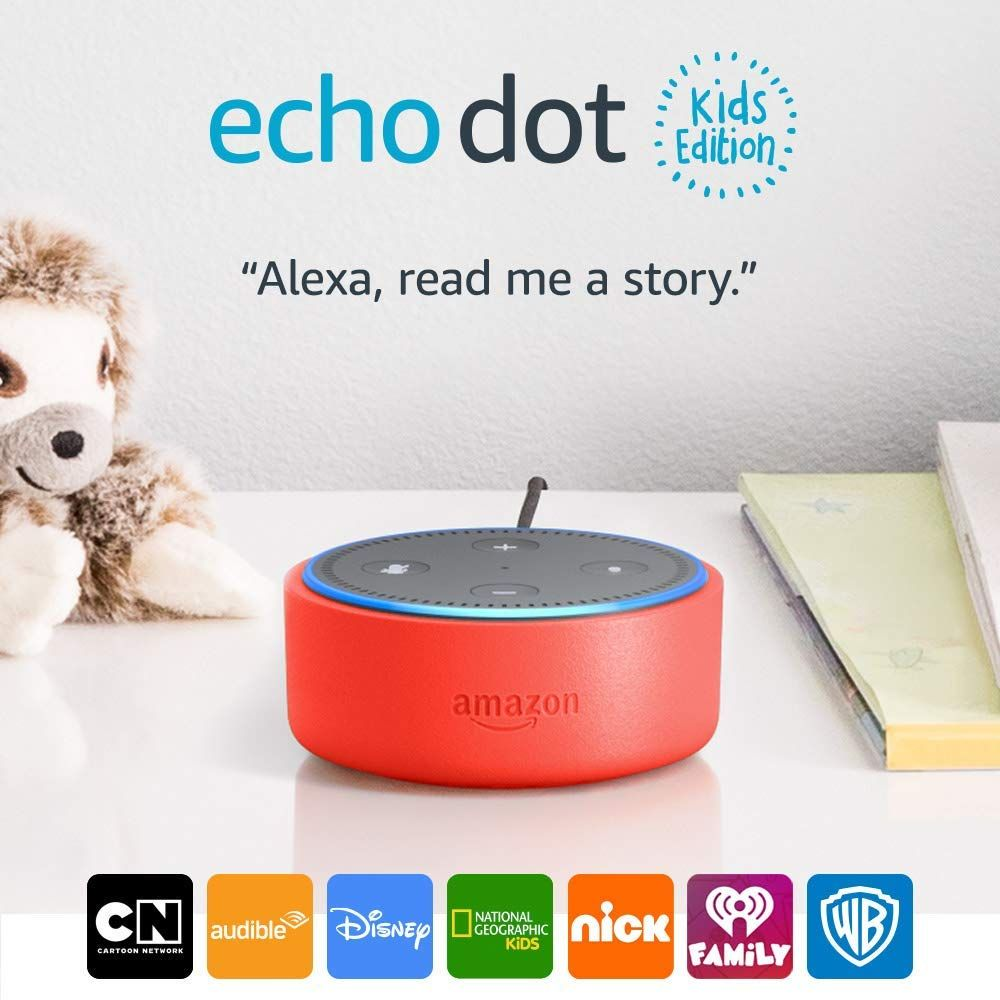 Alexa Dot Senators Allege Amazon Echo Dot Improperly Collecting Data On Children