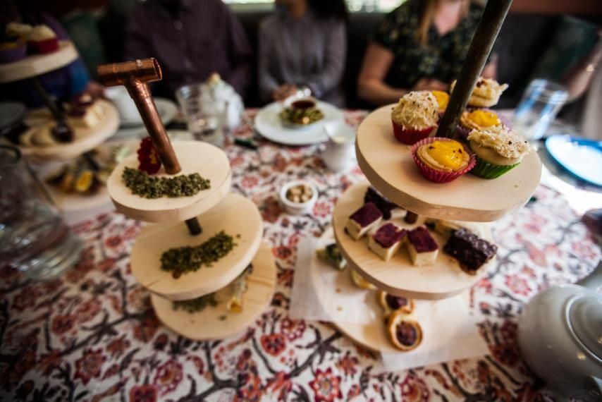 Canape Winston But Pot Pairing Events Are The Latest Legal Weed Trend