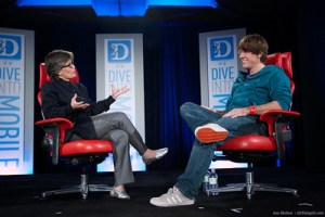 Dennis Crowley of foursquare