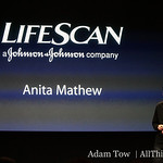 Following ESPN, LifeScan and its Diabetes management app.