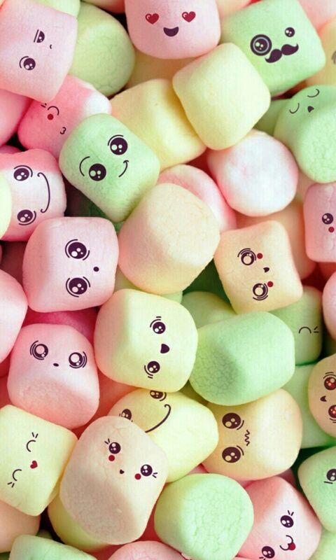 Cute Marshmallow Wallpaper Hd Immagini Per Gli Sfondi O O Wattpad