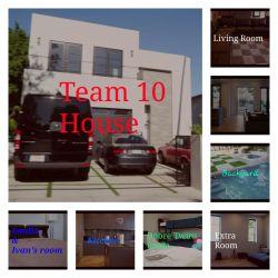 Sunshiny Life As Dobre Twins Sister Back At Team House Wattpad Team 10 House Address Melrose New Team 10 House Address Zillow