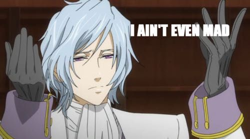 Anime Girl Wallpaper White Haired Demon Guy How To Piss Off The Black Butler Characters Ash Angela